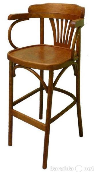 Продам: Барный деревянный стул Аполло.