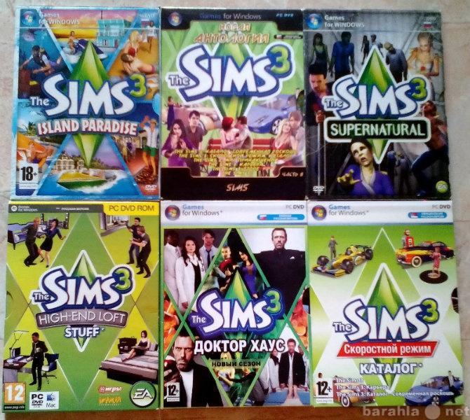 Продам Диски The Sims 3