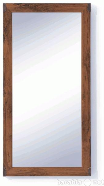 Продам Зеркало коллекции Индиана темное (БРВ)