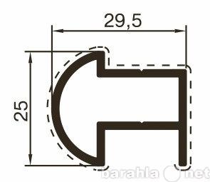 Продам Профиль для сантехнических кабин