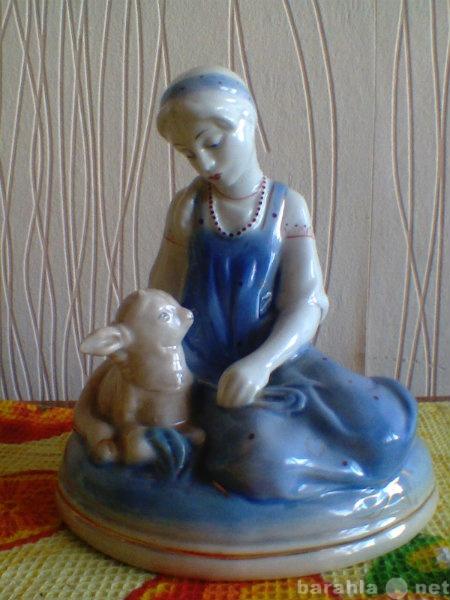 Продам статуэтка фарфоровая