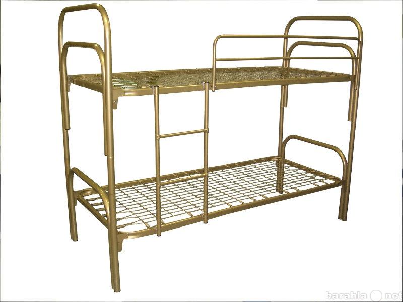 Продам Металлические кровати для общежитий.