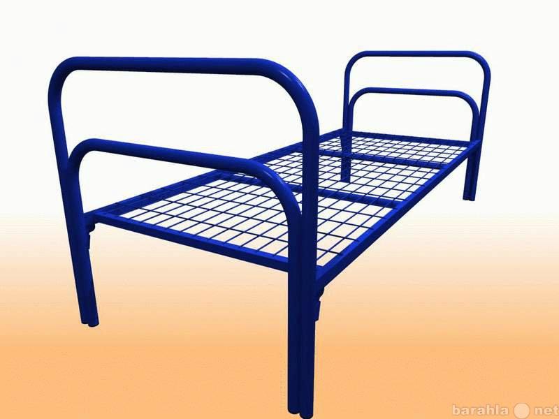 Продам: Кровати железные для общежитий
