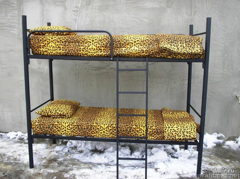 Продам Железные кровати для казарм оптом