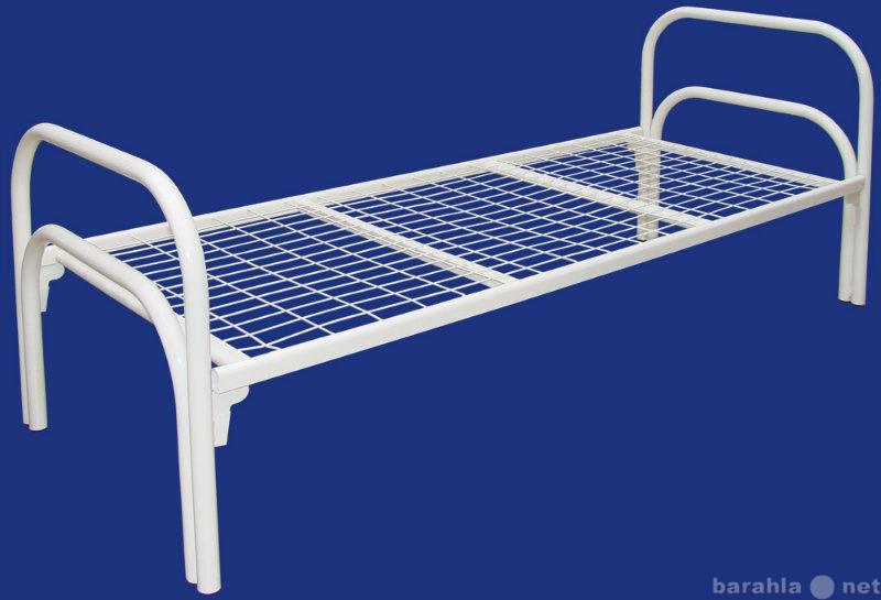 Продам Металлические кровати для пансионатов.