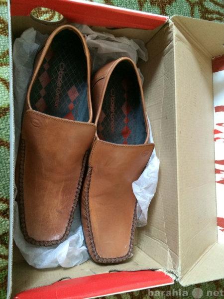 Продам Туфли натуральная кожа 6 UK