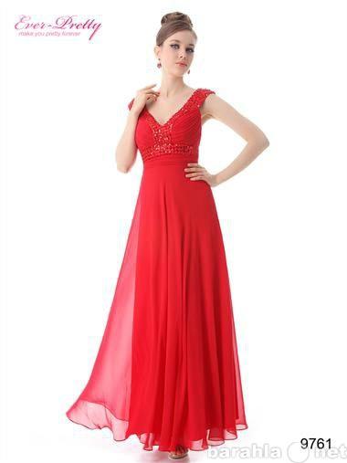 Продам Красное вечернее платье XL/14