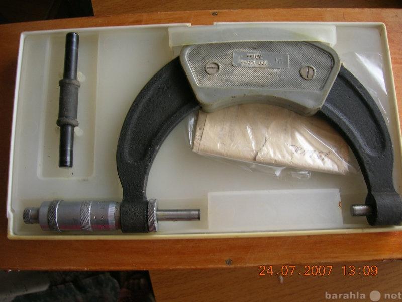 Продам микрометры 50-75мм