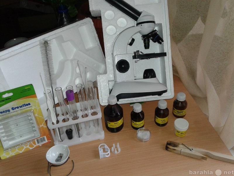 """Продам микроскоп """"Мир Левенгука"""""""