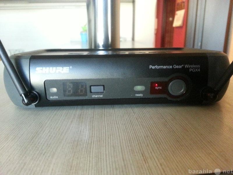 Продам База для радиомикрофона Shure