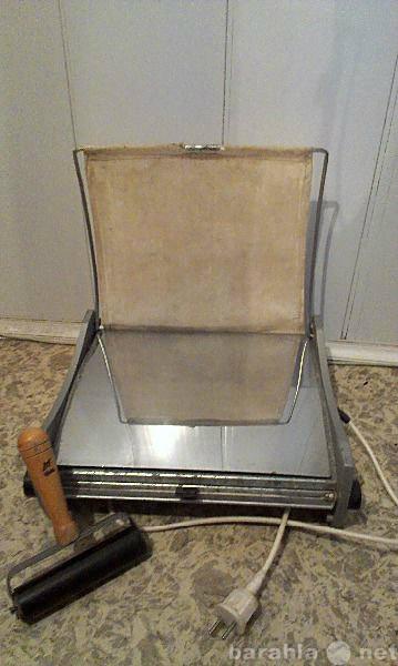Продам: Электрофотоглянцеватель для фото
