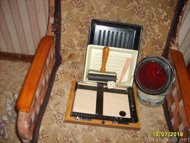 Продам: Приспособления для печати фото