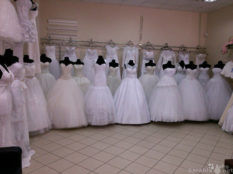 Продам Свадебные платья оптом.