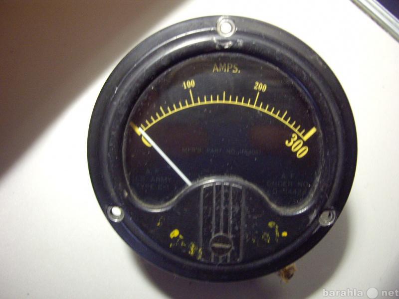 Продам: Старый американский амперметр на 300 Амп