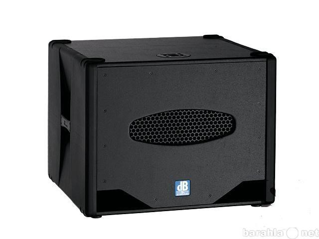 Продам DB_TECHNOLOGIES SUB808D