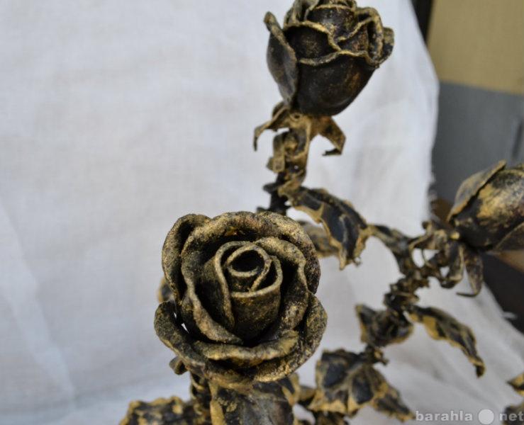 Продам Цветы из металла