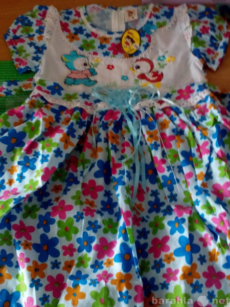 Продам Летнее платье для девочки
