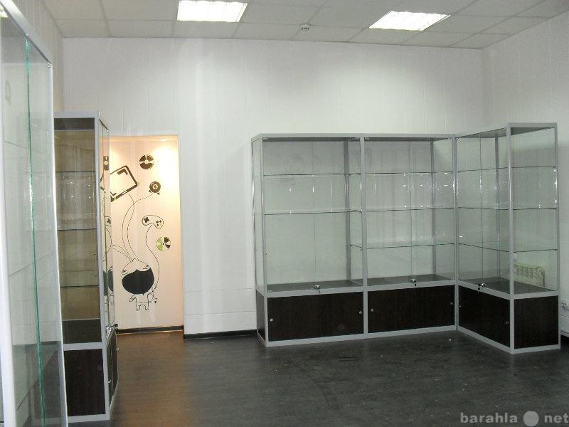 Продам Торговые витрины и прилавки
