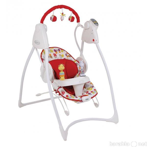 Продам Качели электронные Graco Swingn Bounce
