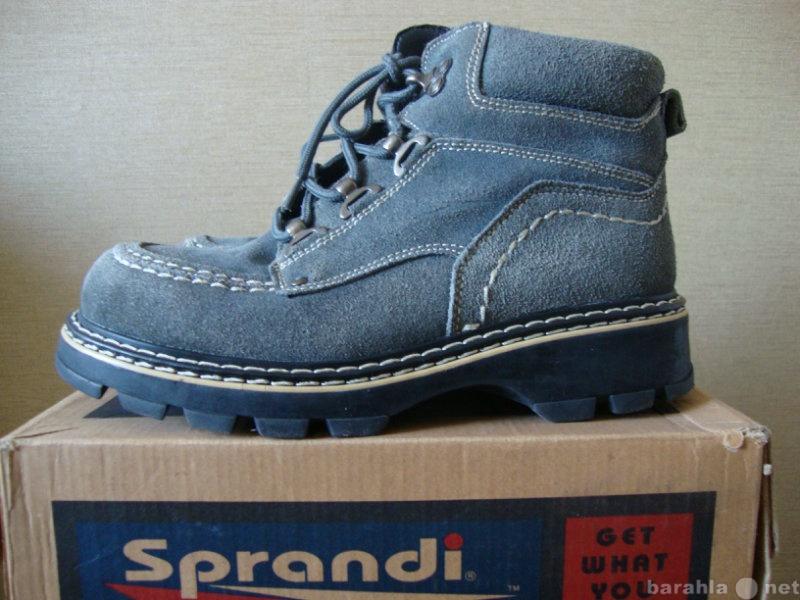 Продам: Ботинки Sprandi р-р 38