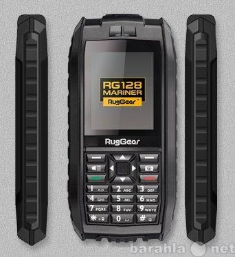 Продам Телефон-амфибия RugGear (плавает)