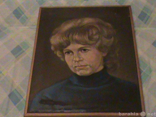 Продам портрет незнакомка