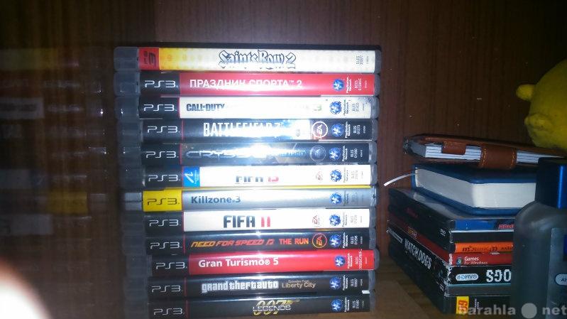 Продам Игры для приставок PS3
