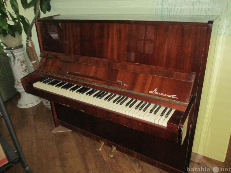 Отдам даром фортепиано