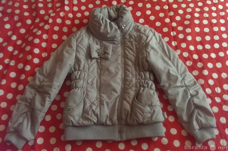 Продам Куртка демисезонная Orby (дев. 122-128)