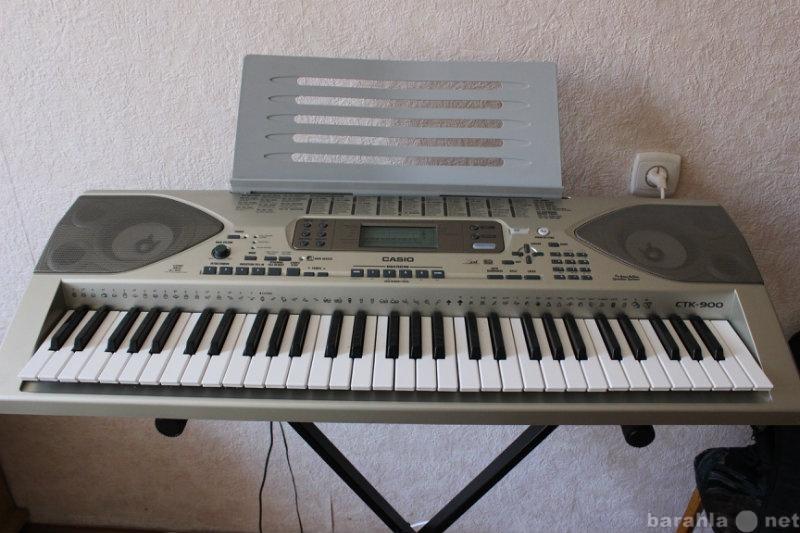 Продам Синтезатор Casio СТК-900