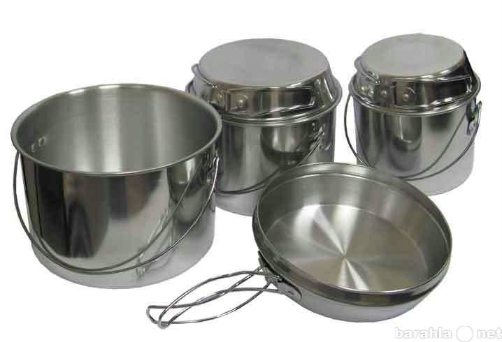 Продам Набор котелков и сковородок 7 в 1