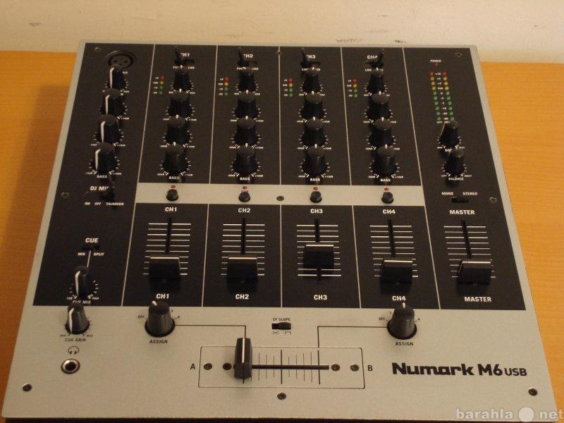 Продам DJ пульт Numark M 6