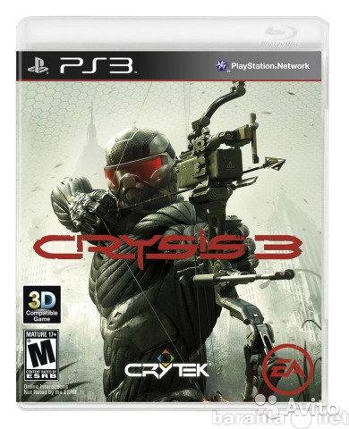 Продам Crysis 3 (PS3(