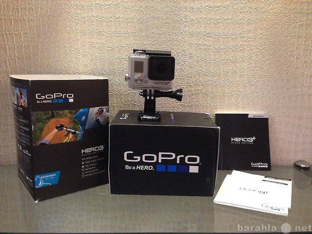 Продам видеокамера GoPro Hero 3+