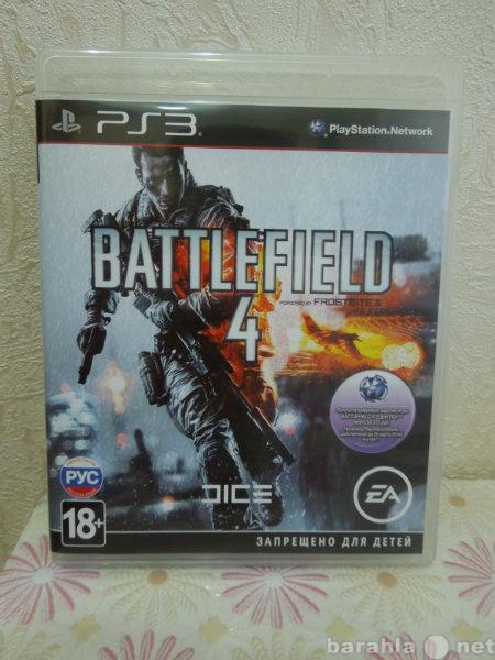 Продам: Battlefield 4 для PS3