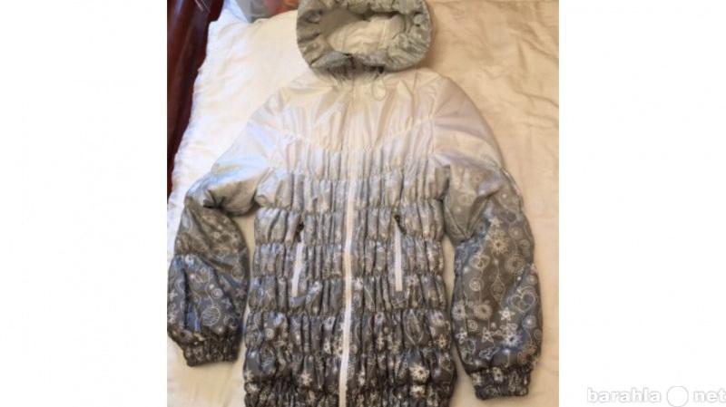 Продам Пуховик размер 48-50