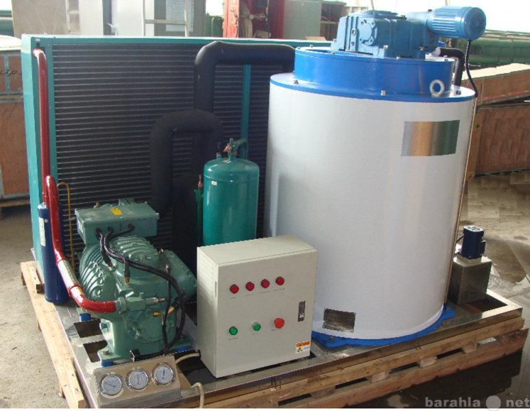 Продам Льдогенераторы чешуйчатого льда