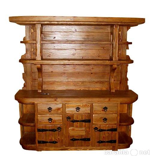 Продам Производим мебель из натуральной древеси