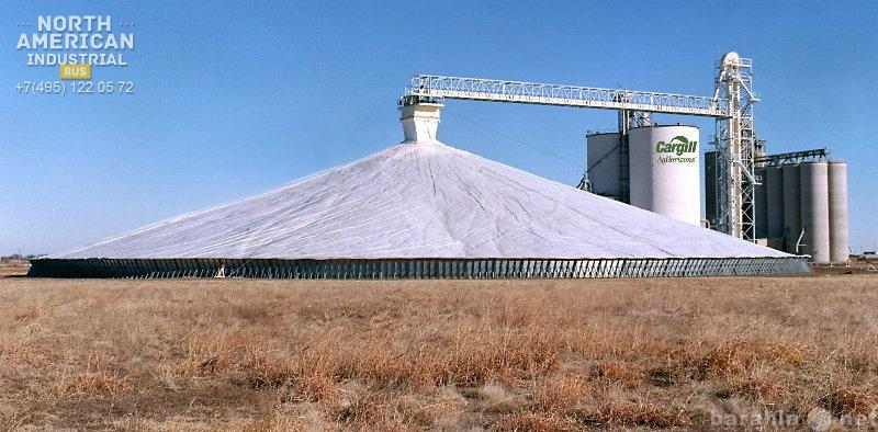 Продам: Быстровозводимые зернохранилища