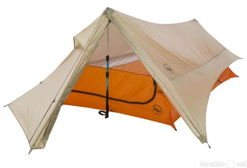 Продам палатка Big Agnes Scout Plus UL2