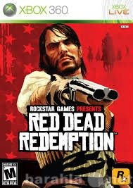 Продам: Red Dead Redemtion (Xbox 360)