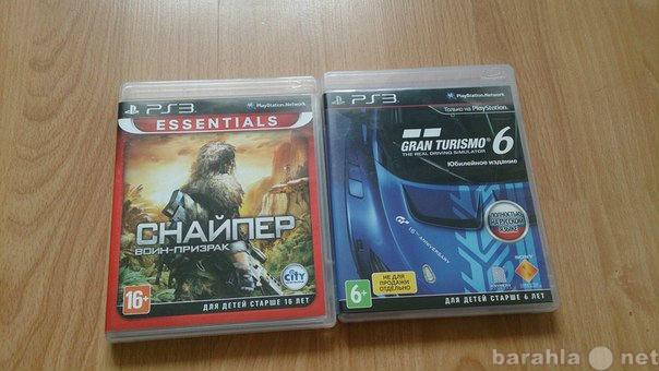 Продам 2 игры на PS3
