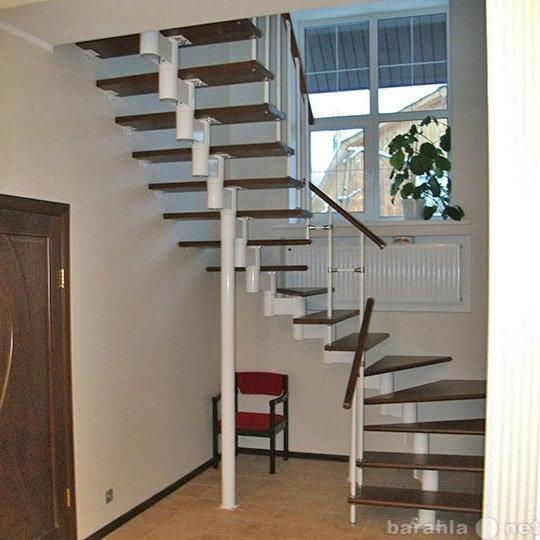 Продам Межэтажные лестницы на каркасе