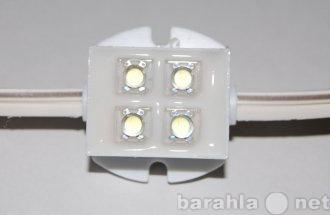 Продам Модуль светодиодный 4 LED Square-PirW-2x