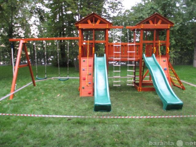 Продам Детские площадки для дачи