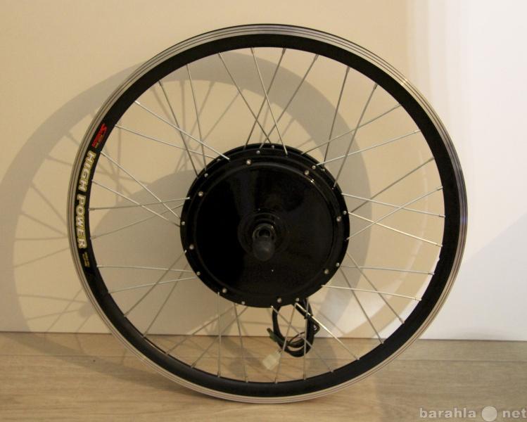 Продам Мотор-колесо комплект 500Вт в сборе