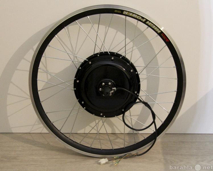 Продам Мотор-колесо 1000Вт, комплект в сборе