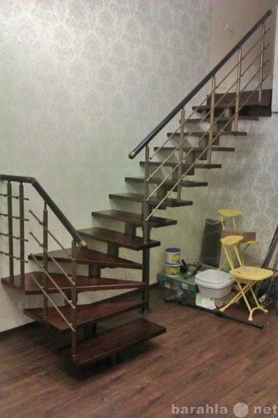 Продам: Лестницы на металлическом каркасе
