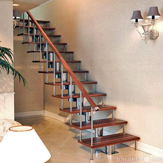 Продам Сборные модульные лестницы
