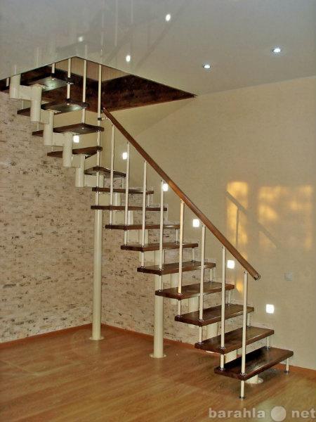 Продам: Модульные лестницы на каркасе